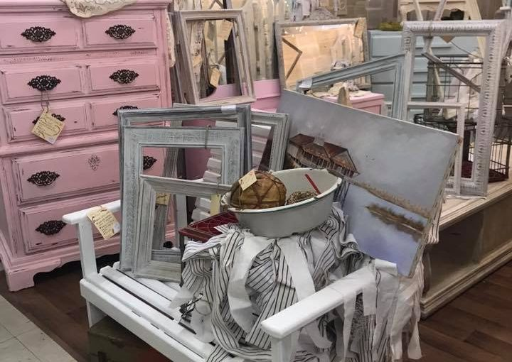 5 Mistakes I Made During the First Year of my Antique Booth