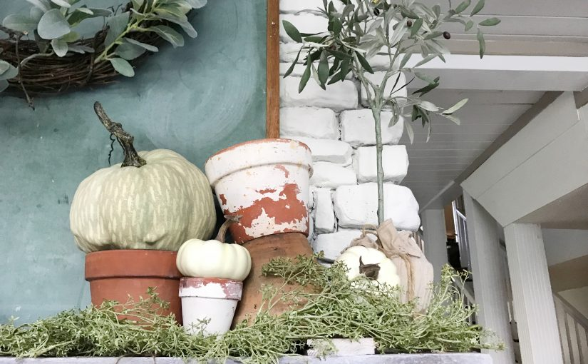 4 Items I'm Already Hunting for Fall Decor