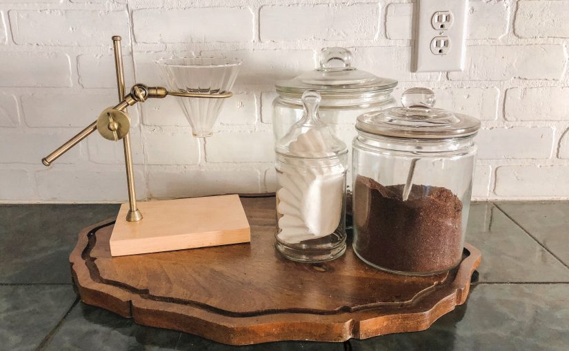 Simple, Sweet and Neat – Coffee Jars