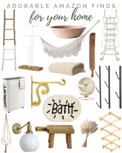 Amazon Finds For Your Home