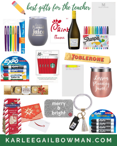 GIFT GUIDE: For The Teachers