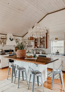 Simple Ways to Freshen Up the Kitchen