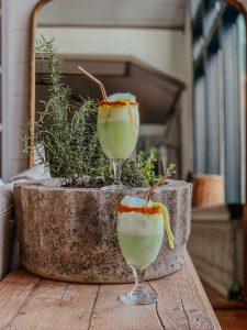 St. Patrick's Day Mocktail